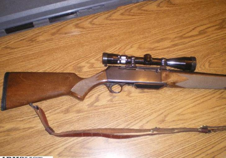 Browning Bar 300 Win Mag For Sale