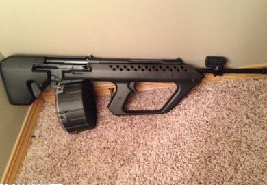 Kushnapup Saiga Bullpup Rifle Stock Facebook