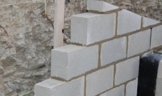 Monter Un Mur En Parpaings Bien Droit Astuces Pratiques