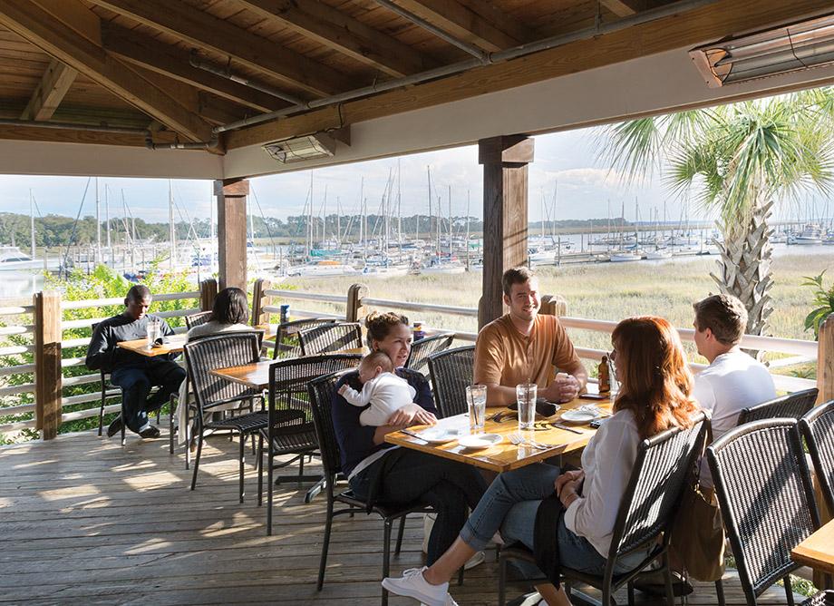 17 Coastal Kitchen Seafood And Raw Bar, St Simons Island