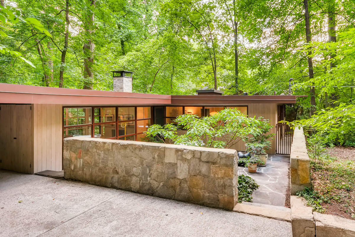 Midcenturymodern houses are in demand in Atlantaand at a