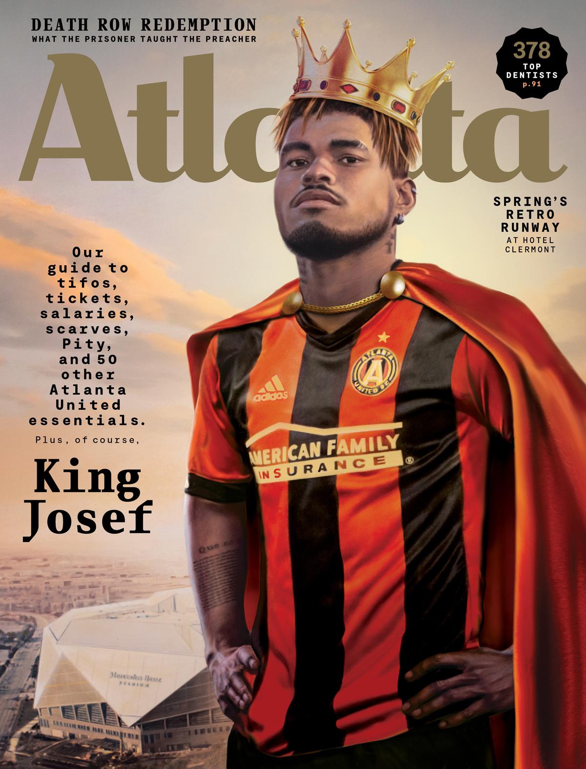 the atlanta united encyclopedia from a