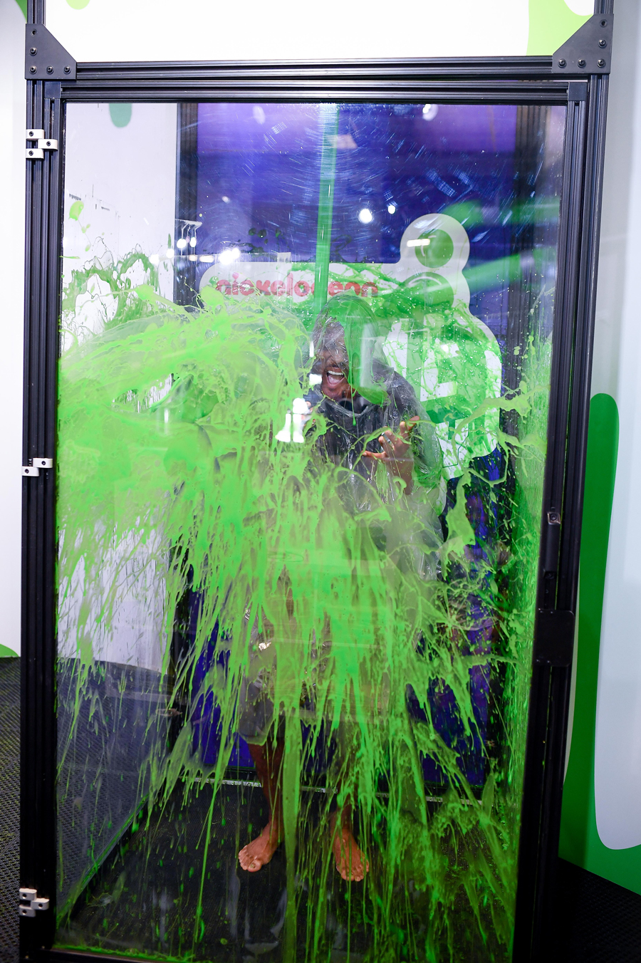 What do you know before you visit Nickelodeon Slime City Atlanta