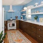 This Groovy Galley Is A Fresh Take On Midcentury Modern