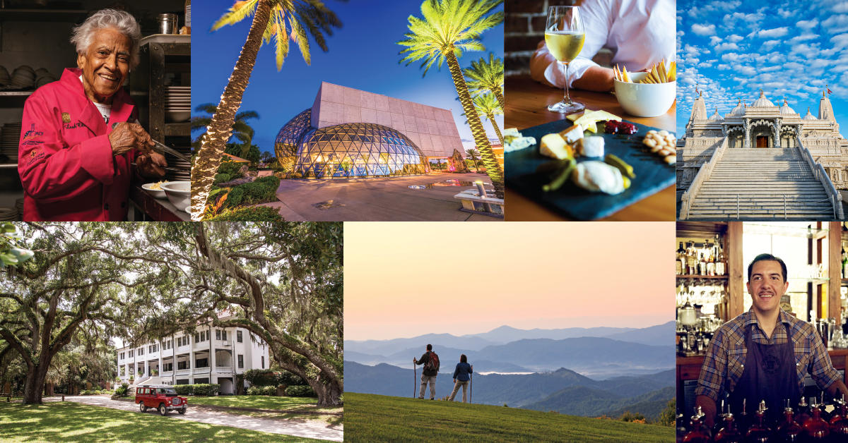 Our Favorite Things: 99 of our top spots in the South