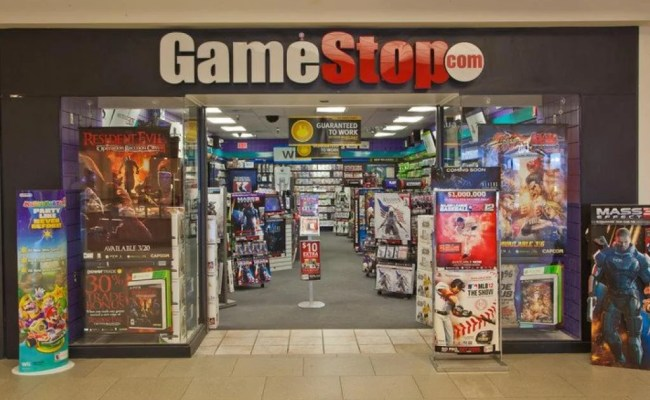 Are Gamestop Gme Sales A Good Indicator For Video Game