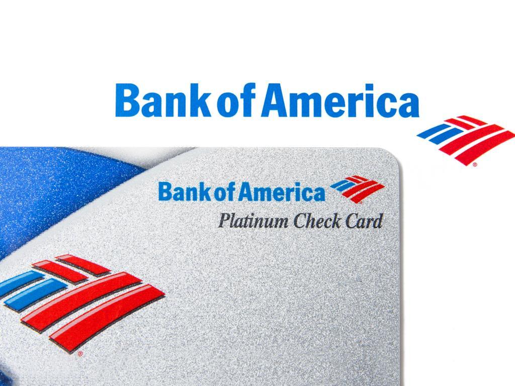Bank of America Corporation NYSEBAC  No Legwork