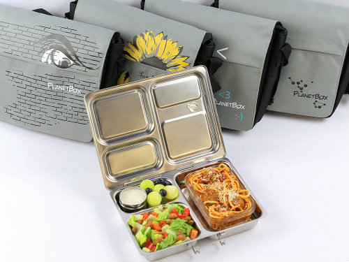 This Week We FoundPlanetbox Lunch Boxes  Bamboo Village