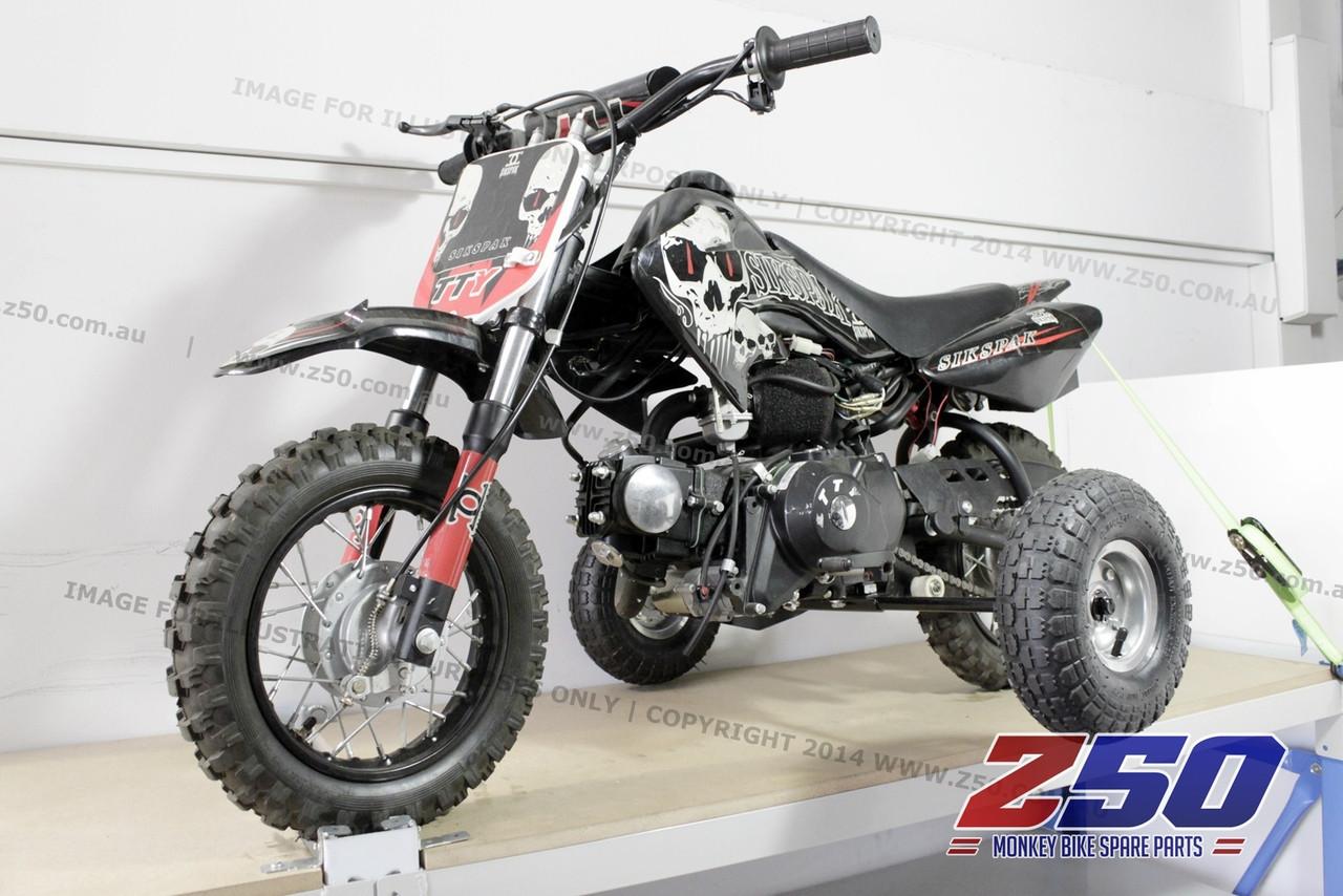 Honda CRF 50 Training Wheels