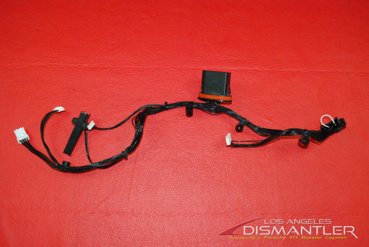 medium resolution of porsche 911 991 981 hid xenon ballast headlight wiring loom wire wiring diargram for drivers side tail light plug84 carrera