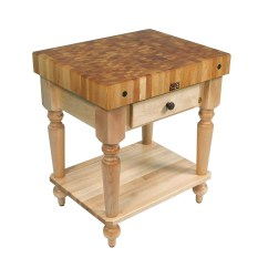 John Boos Kitchen Islands High Top Table Cuttingboards Rustica Island 30