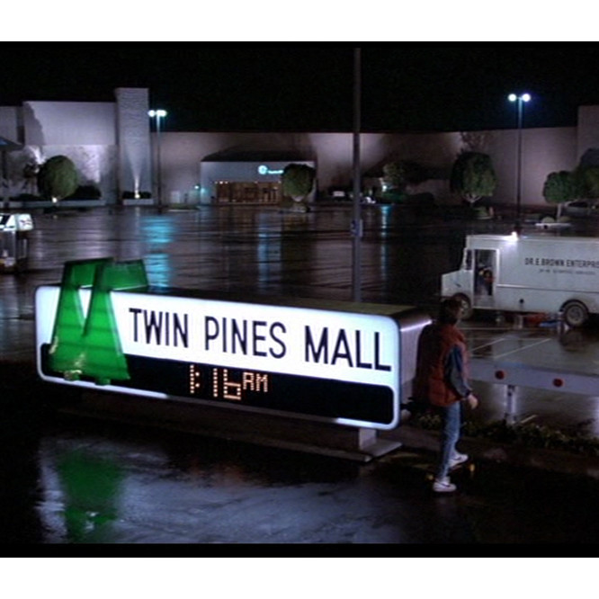 twin pines mall back