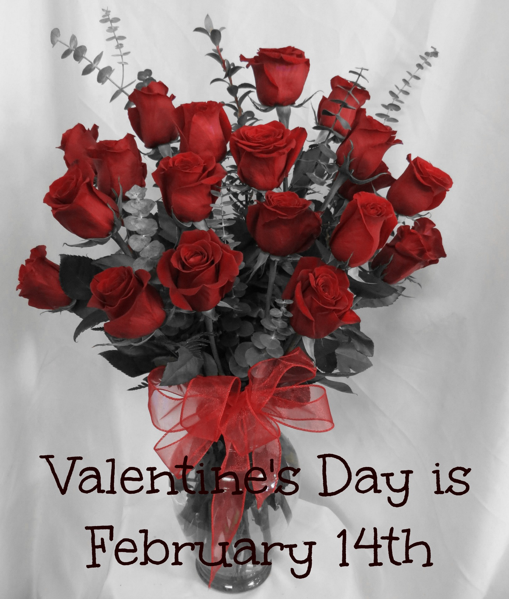 Valentines Flowers Delivery Red Roses Lilies Orchids