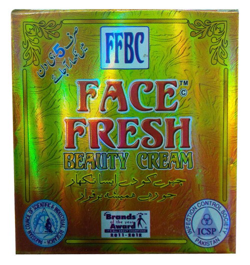 Face Fresh Whitening Cream Side Effects