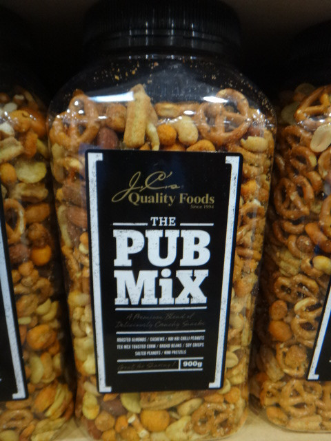 JCs Quality Foods The Pub Mix 900G  Fairdinks