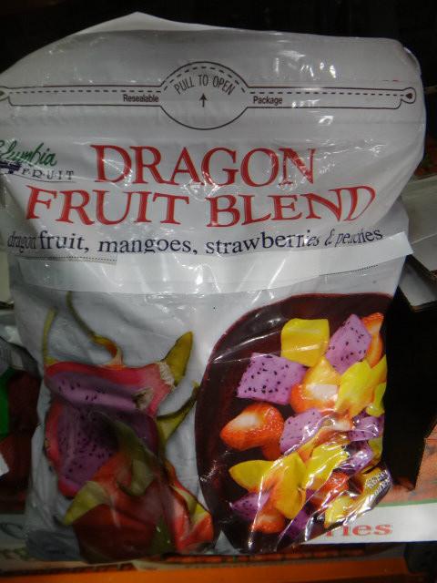 Columbia Fruit Dragon Fruit Blend 181KG  Fairdinks