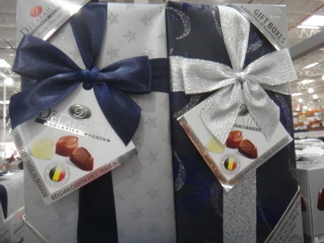Delafaille Belgian Chocolate Gift Boxes 2 x 200G - Fairdinks