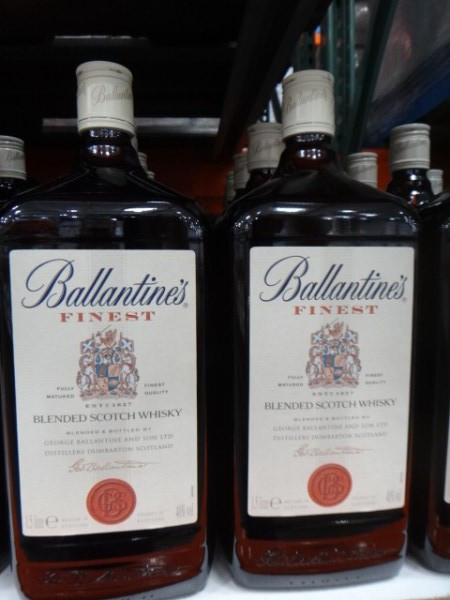 Ballantines Blended Scotch Whiskey 15L  Fairdinks
