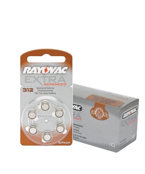 312 Aid Hearing Batteries 145v