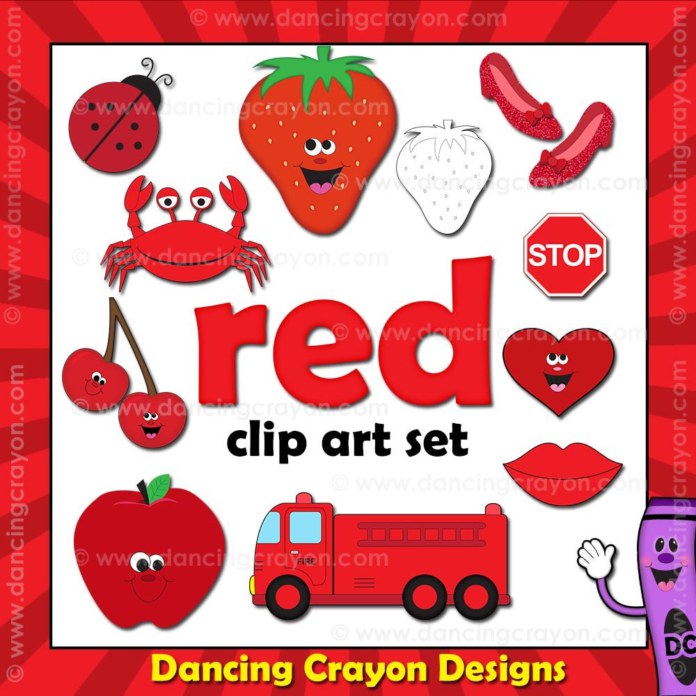 red clipart