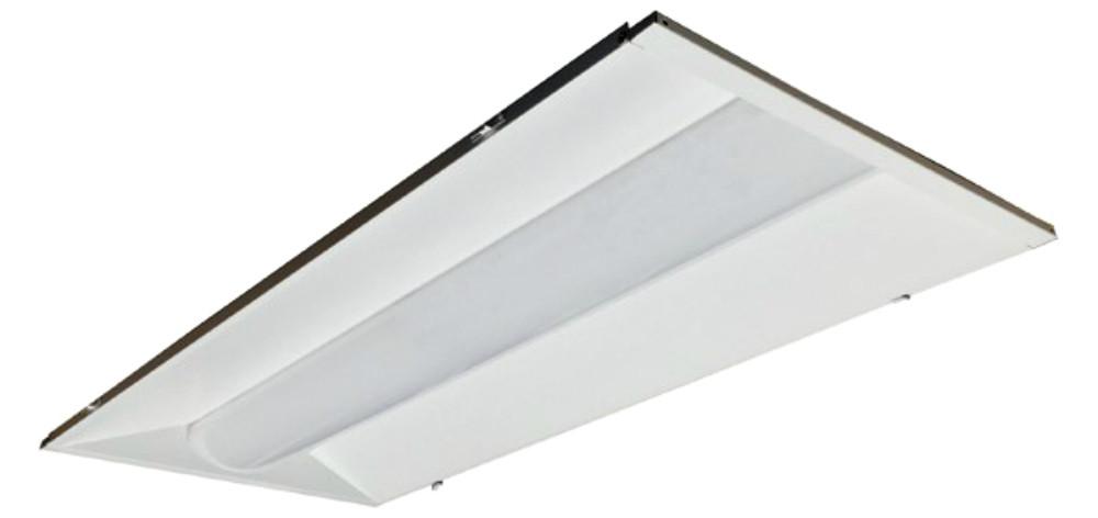 led 2x4 troffer retrofit kit 36w 4500 lumens dim 35k espen vekt2x4l 835