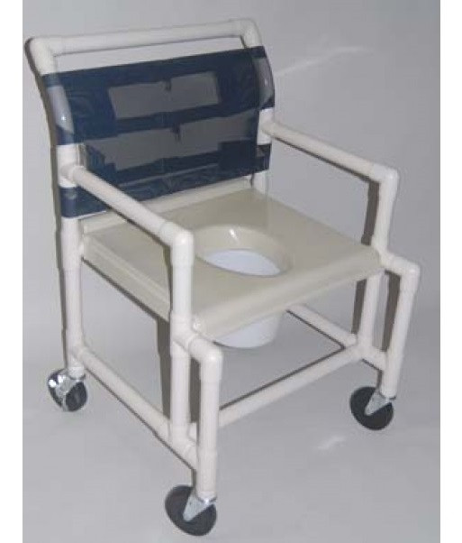 medical shower chairs toddler white rocking chair healthline vacuum form molded seat 24 int width sc6014x