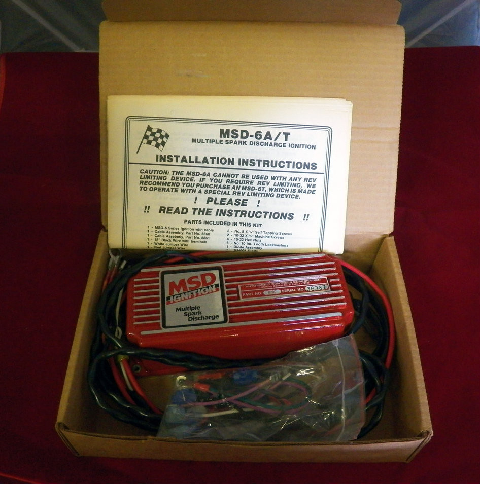 msd 6200 6 a t multiple spark ignition box new in loading zoom msd 6200  [ 946 x 955 Pixel ]