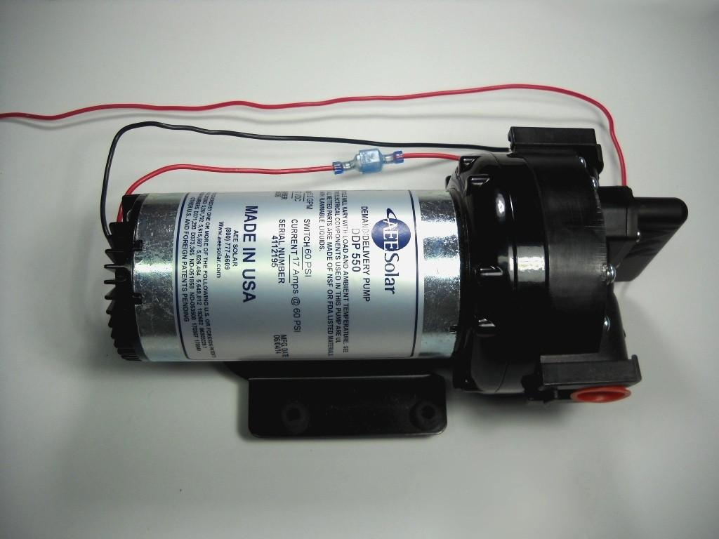 aquatec 550 solar pressure pump [ 1024 x 768 Pixel ]