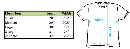 Size chart for toy story  shirt     nervous rex also nerdkungfu rh