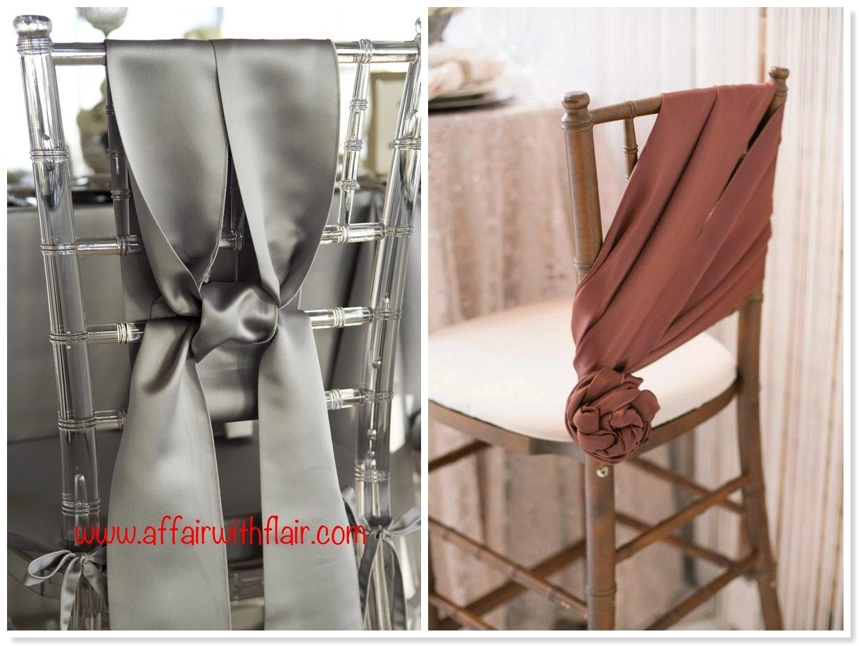 wedding chair sash western rocking 2014 trends top 10 unique styles