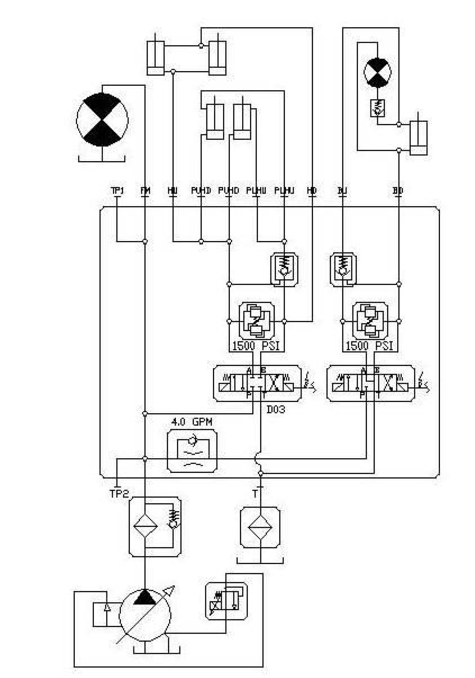 small resolution of circuit diagram hydraulic