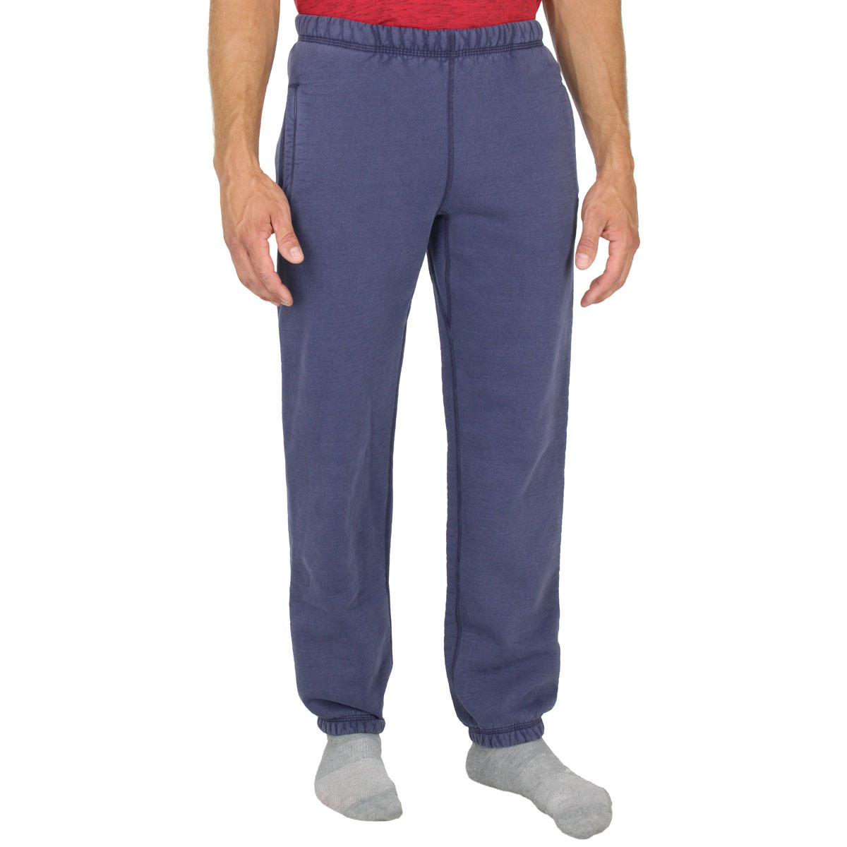 Thick 100 -cotton Cuffed Sweatpants Men Cottonmill