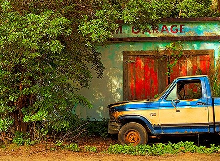 b and m garage