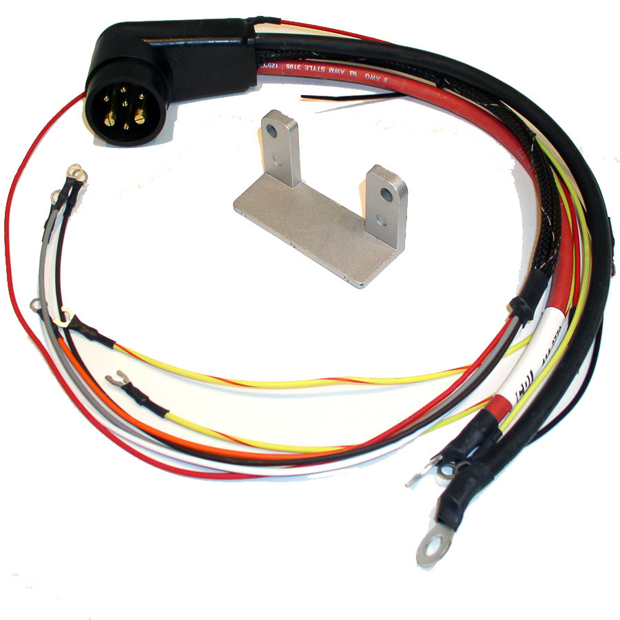 medium resolution of mercury internal engine wiring harness 414 2770 cdi outboard parts marine 4214401 engine to boat adapter harness cdi electronics