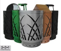 Designer Trash Cans, Bins, Garbage Can, & Designer ...