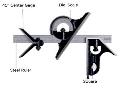 Products Engineering Combination Square