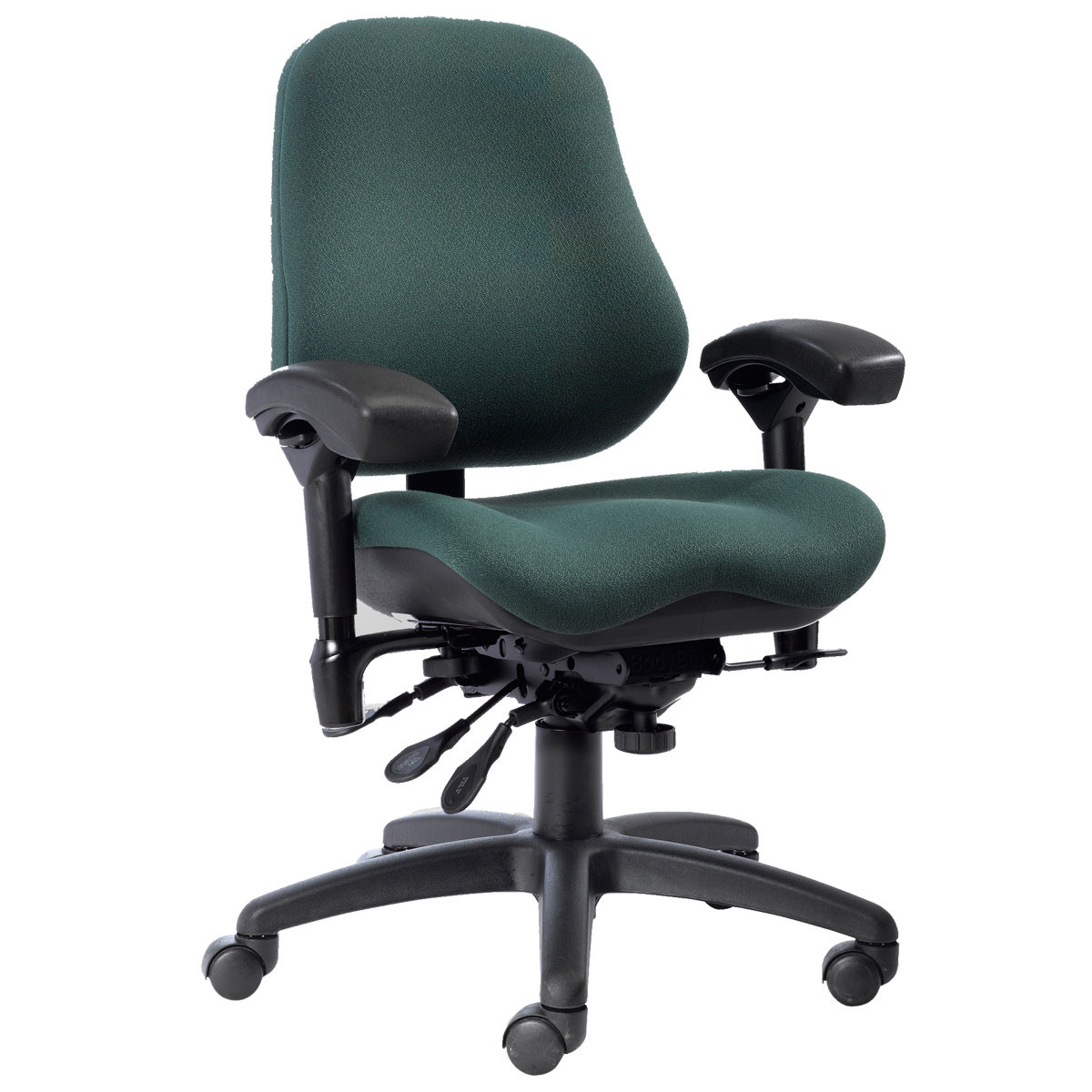 Body Built Chairs The Bodybilt J2507 High Back Executive Chair Shop Ergonomic Chairs