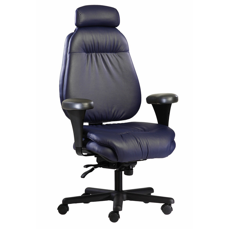 neutral posture chair cast aluminum lounge chairs jr big and tall shop ergonomic loading zoom