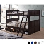 Dillon Queen Over Queen Bunk Bed Oc Furniture