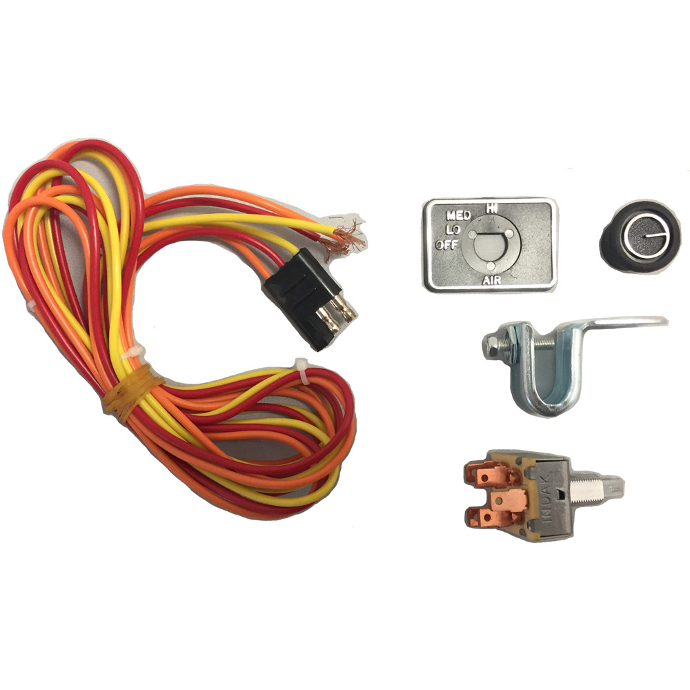 medium resolution of eterra skid steer cab heater wires and hardware