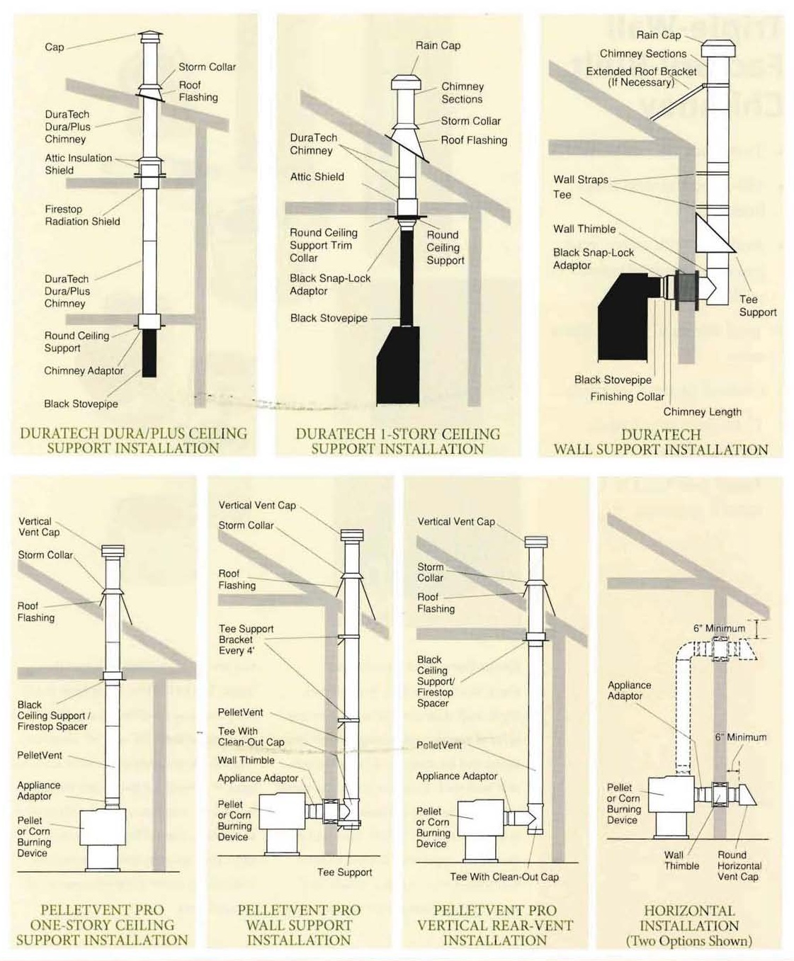 hight resolution of diagram of fireplace and chimney