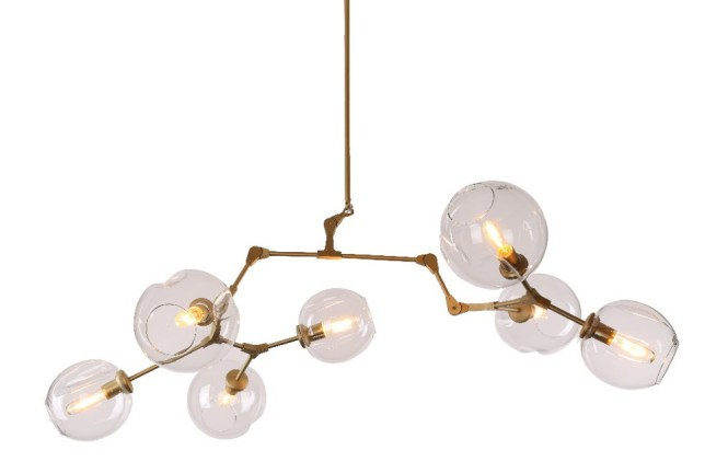 Replica Branching Bubble Chandelier 7 Light Thumbnail Loading Zoom