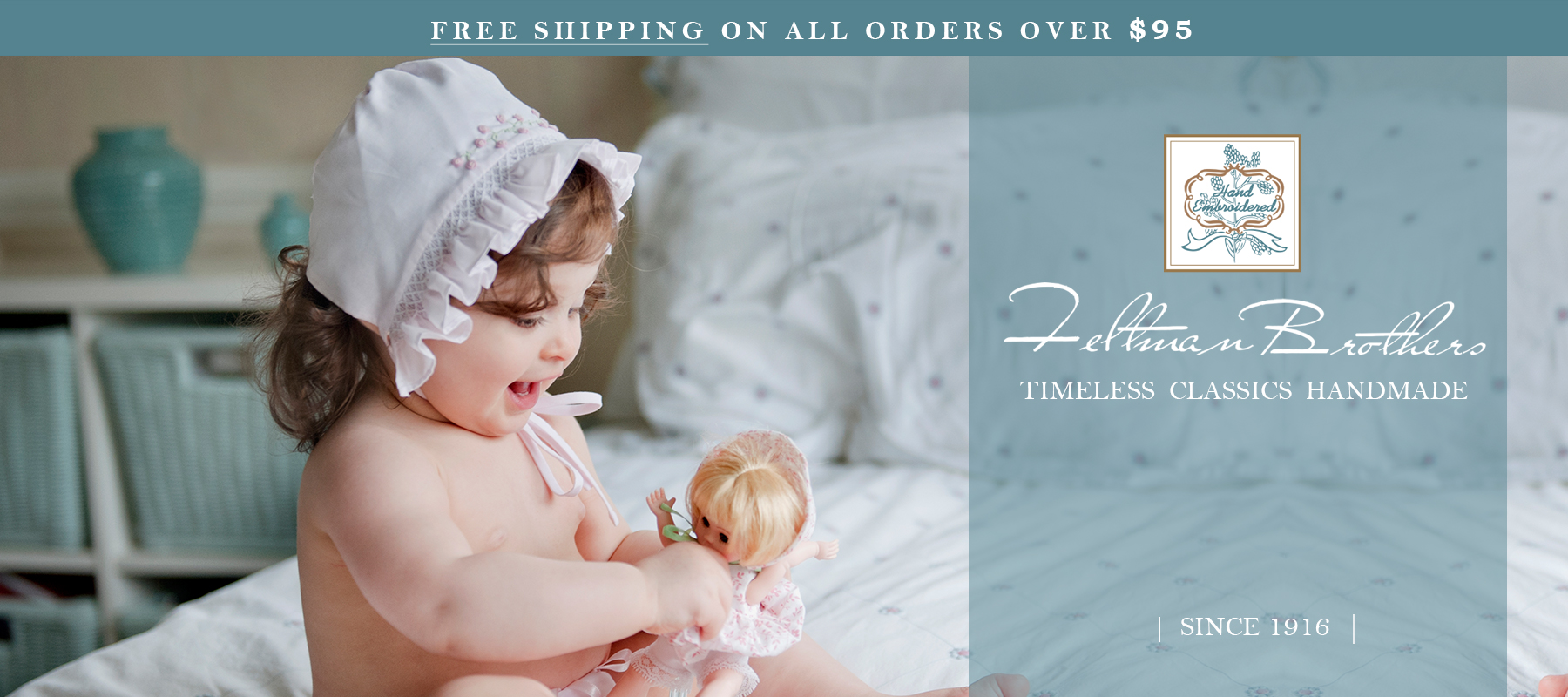Feltman Brothers Vintage Baby Clothes Boys And Girls