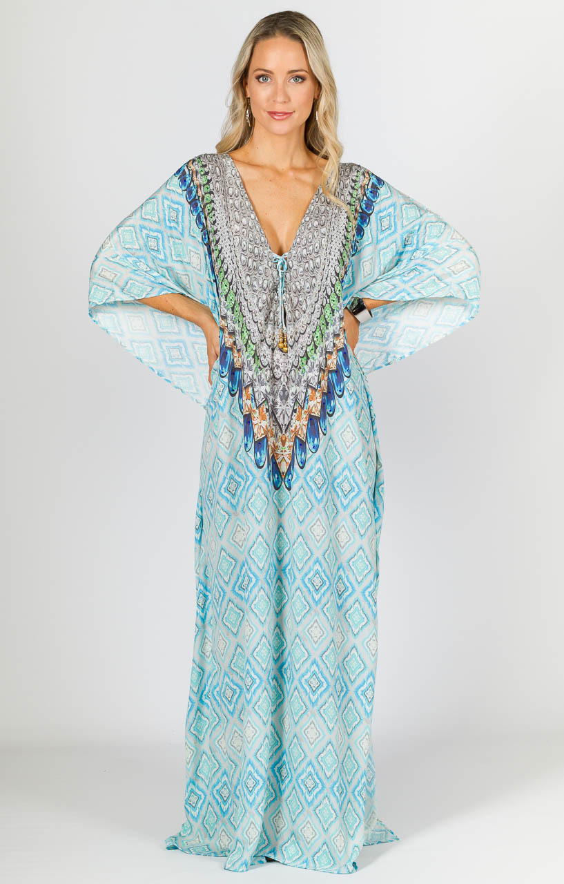 Maxi Dresses to suit your body type this autumn by PS
