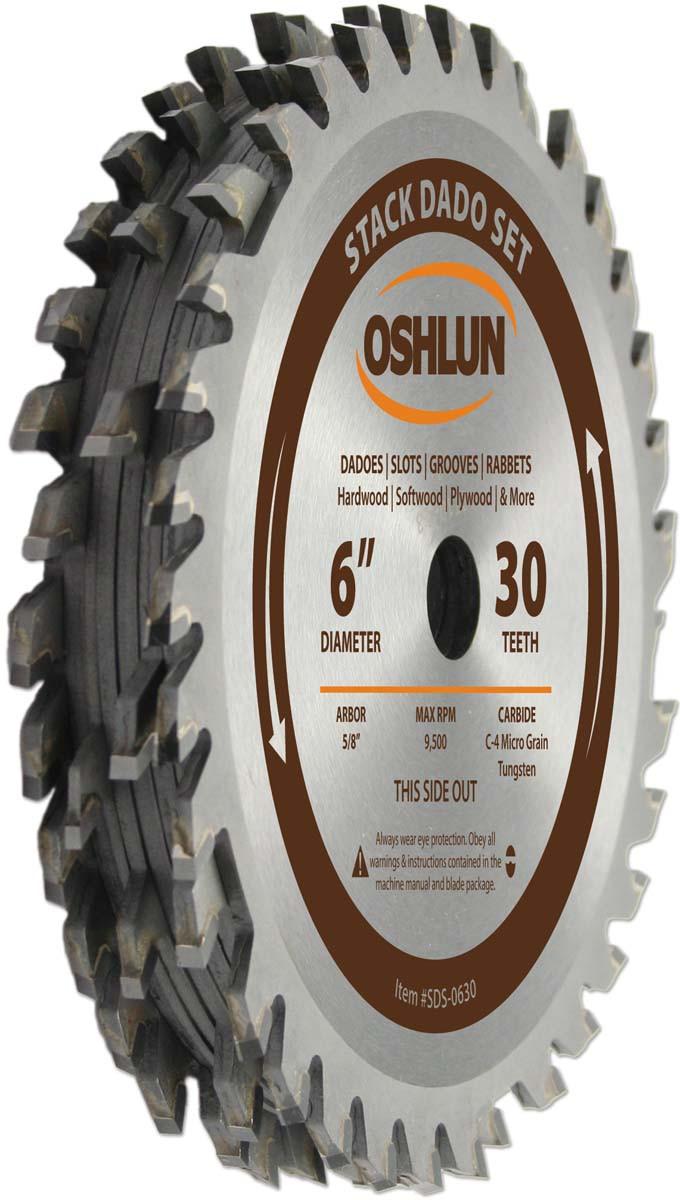 Oshlun Dado Set Review