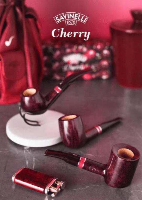 tobacco pipes savinelli cherry