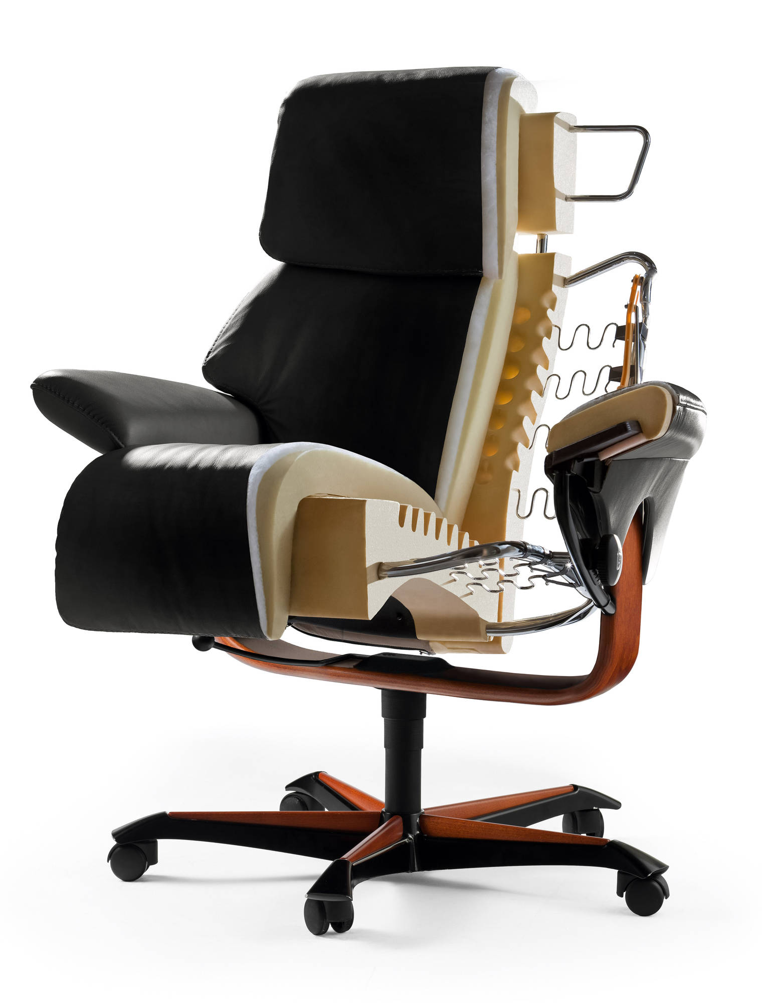 Stressless Office Chair Ekornes Stressless Consul Office Chairs Authorized