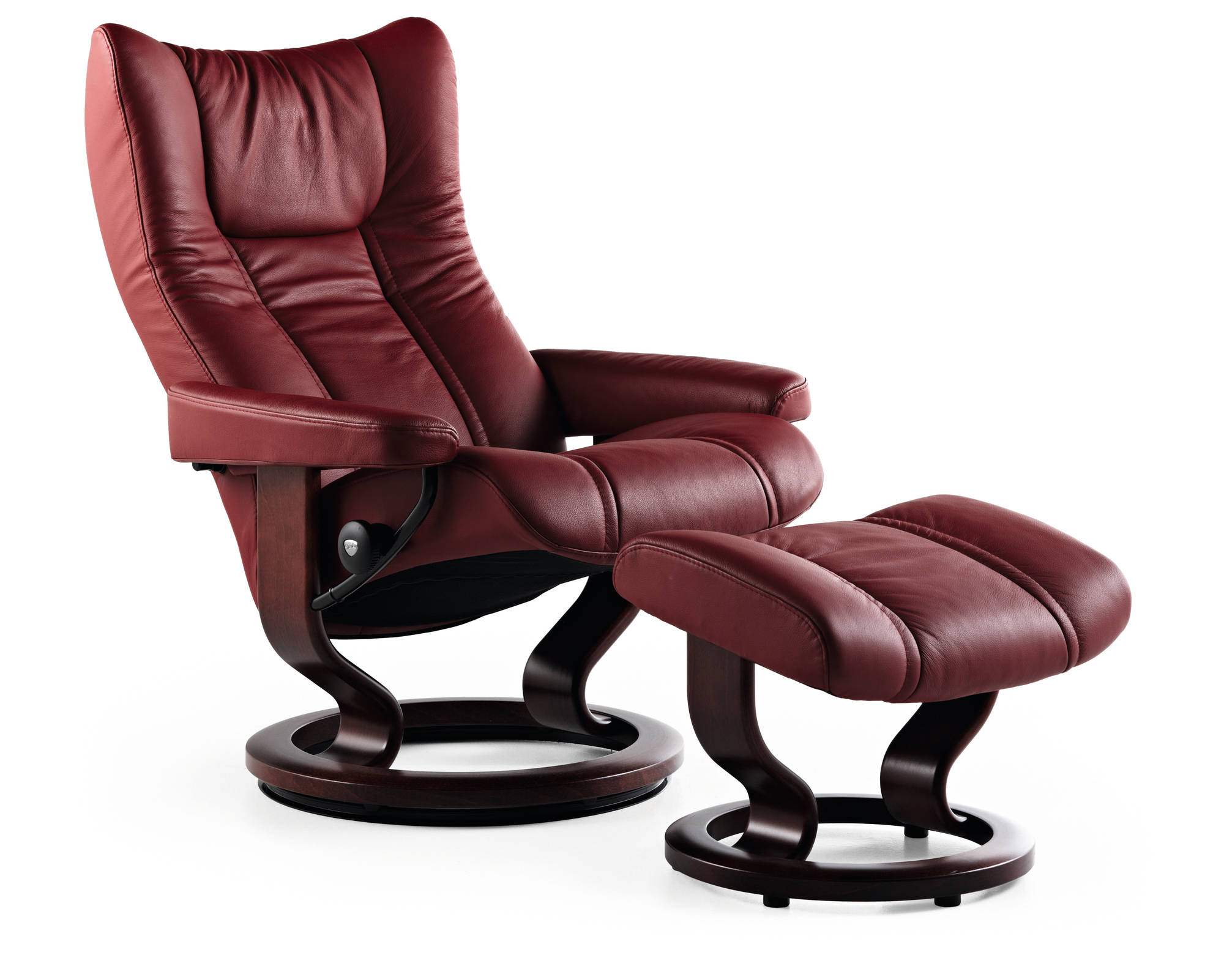 stressless chair repair parts zenergy ball replacement ekornes wing recliners and chairs fast