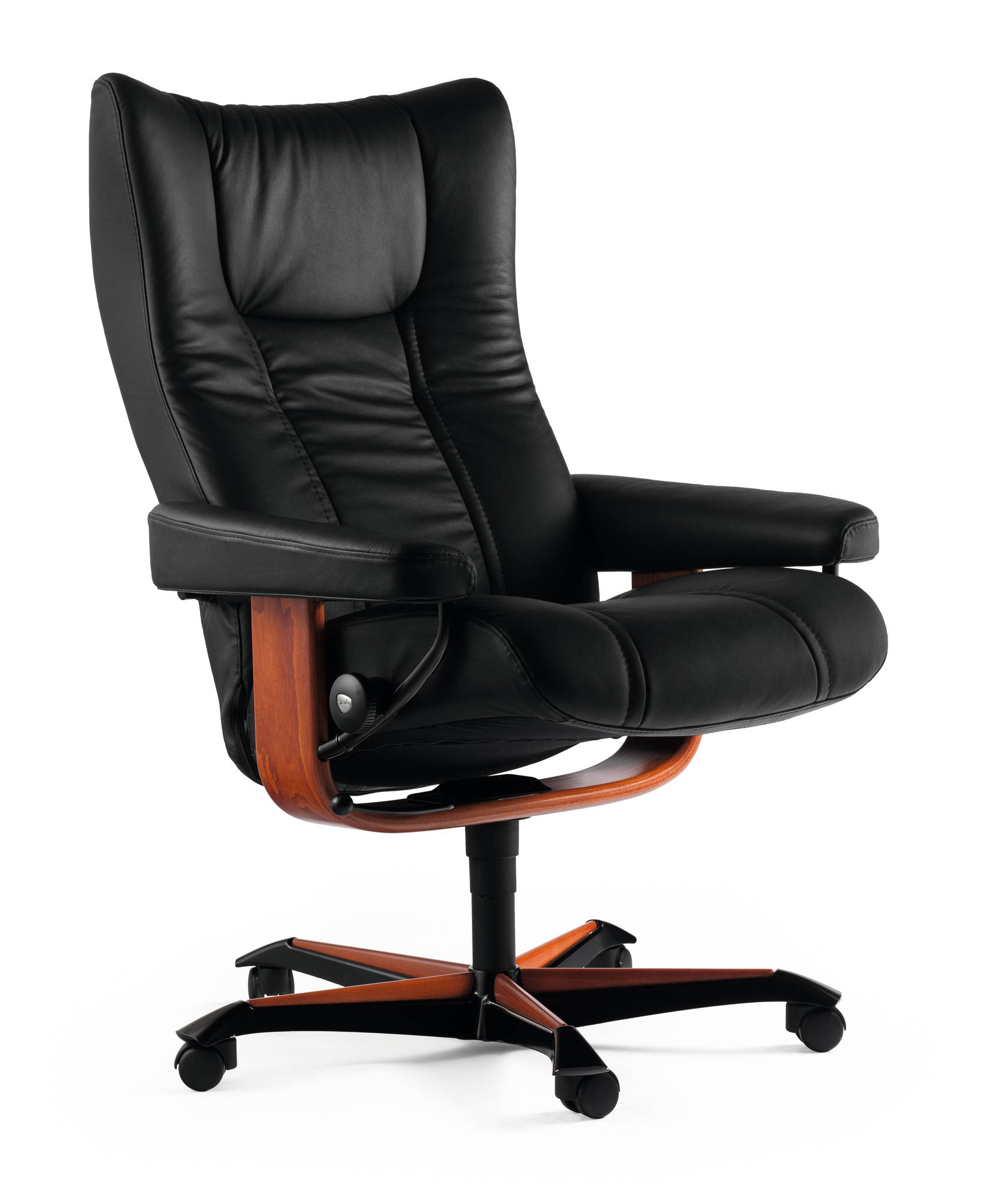 Stressless Office Chair Ekornes Stressless Wing Office Chair Fast U S Delivery