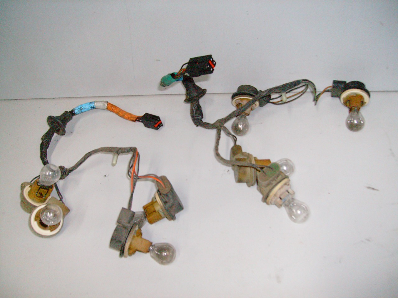 small resolution of 1971 mustang wiring harnes